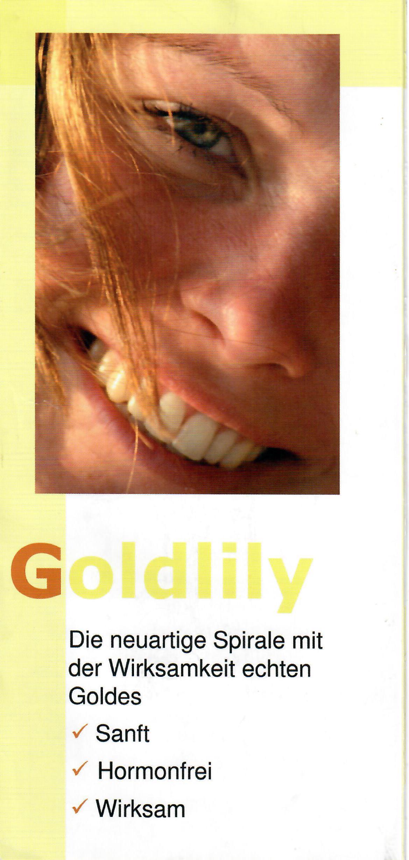 Goldlily Spirale